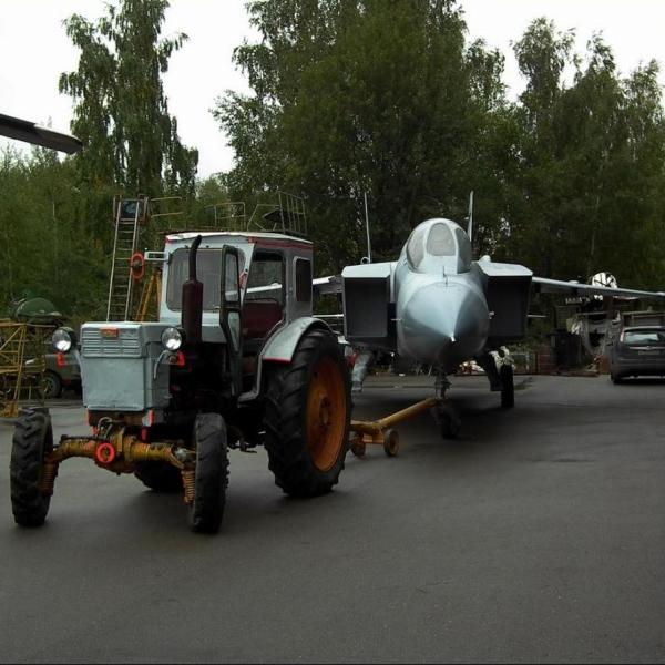 10б.Як-141 в музее ВВС Монино. 2