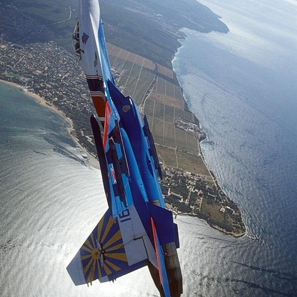 11.Су-27 пилотажной группы Русские Витязи.