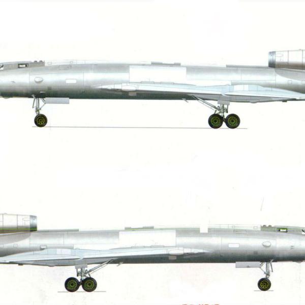 12.Ту-22ПД. Рисунок.