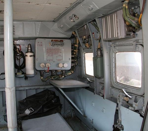 12и.Грузовой отсек Ми-24Д. 3