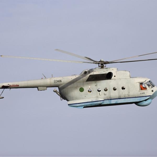 13.Ми-14ПЛ. Ливия, 2007 г