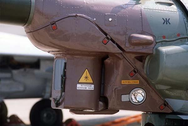 14.Прицельное оборудование Ми-28