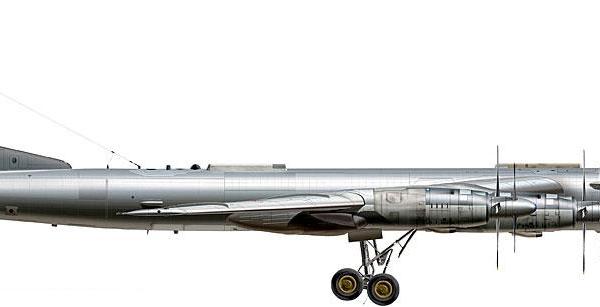 15.Ту-95МС-6 БЛАГОВЕЩЕНСК. Рисунок.