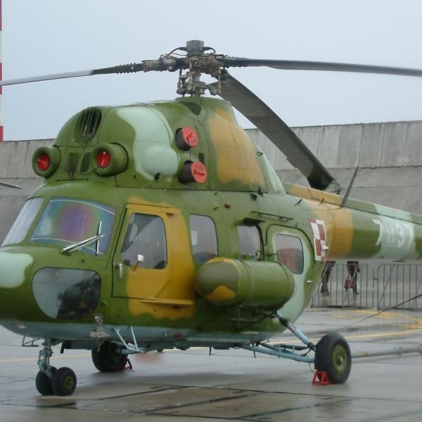 16.Ми-2 ВВС Польши.