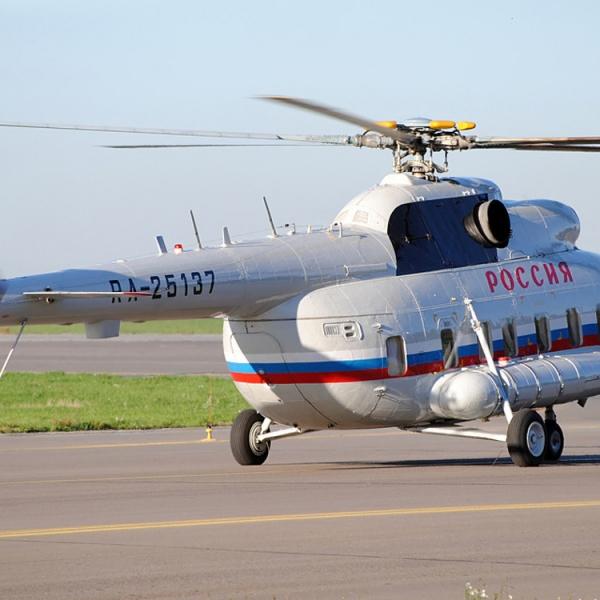 16.Правительственный Ми-8ПС. 2
