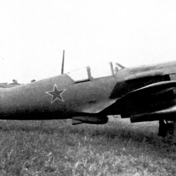 1а.Истребитель 126ПВРД