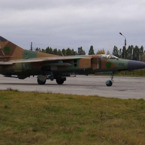 1а.МиГ-23МС ВВС Ливии