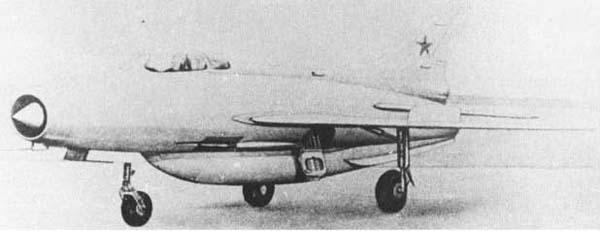 2.Экспериментальный Е-50А.