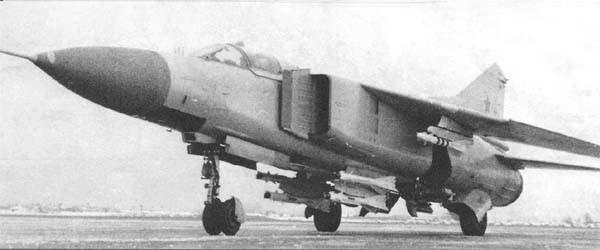 2.МиГ-23М. 2
