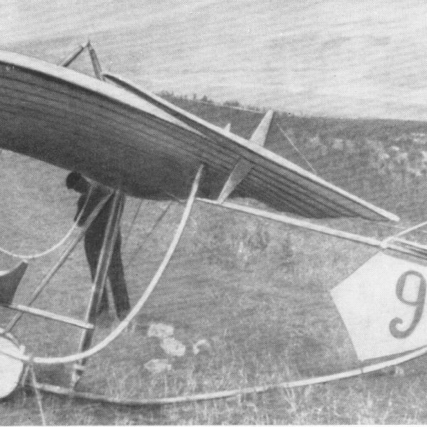 2.Планер АВФ-3 Мастяжарт