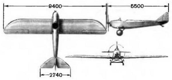 2.РАФ-1. Схема 1.