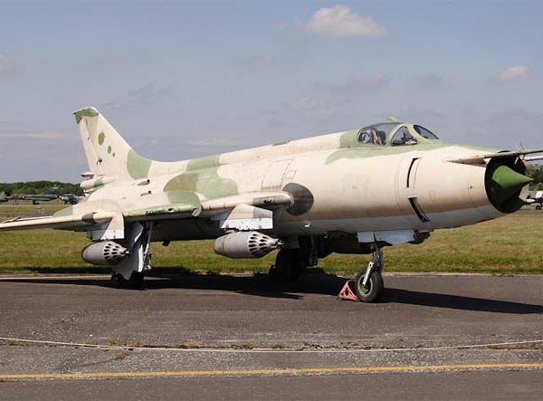 2.Су-20 закупленные у Египта Германией