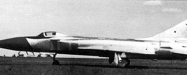 2.Т-58ВД. Испытания на грунтовом аэродроме