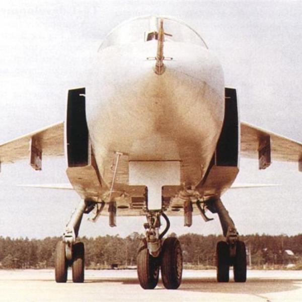 2.T-6-1. Вид спереди.