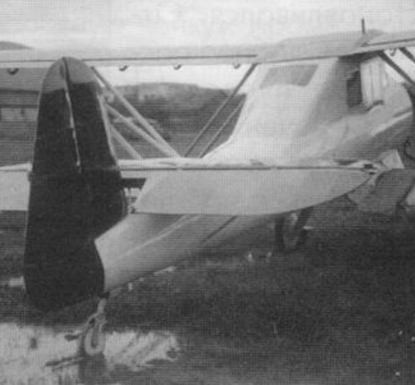 2.ВВА-1 во время испытаний.