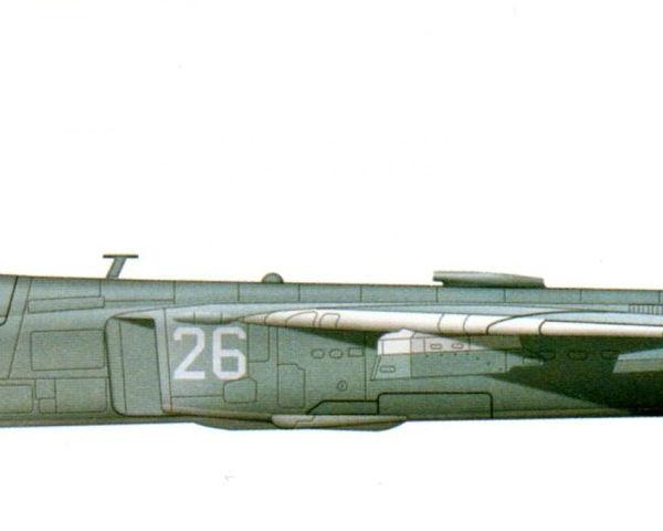 22.Су-24М. Рисунок.