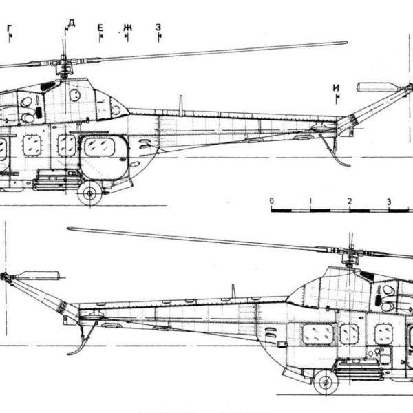 26.Ми-2. Схема 1