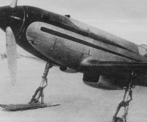 2а.Самолет СК-1