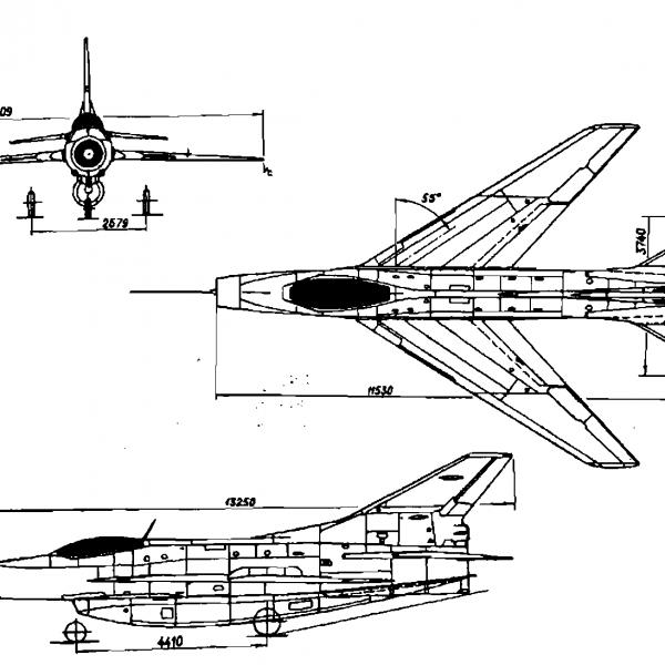 3.Е-50А. Схема 1