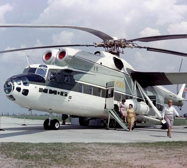 3.Ми-6П.