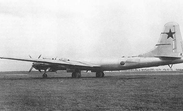3.Первый прототип Ту-85-1....