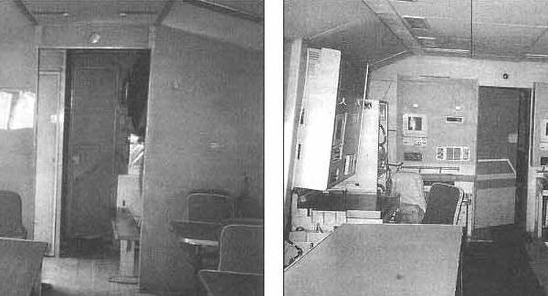 3.Салон оперативной группы в Ми-27.