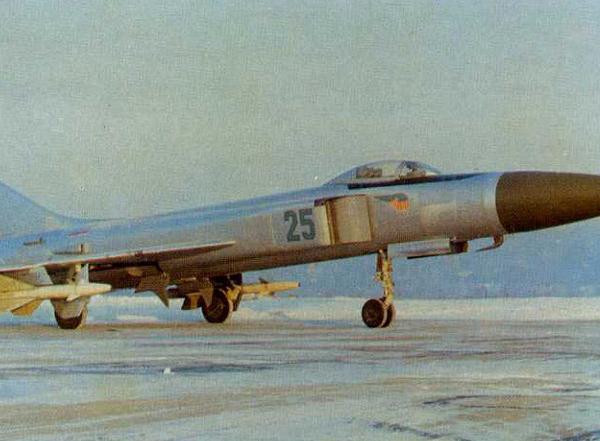 3.Су-15Т на рулежке. 3