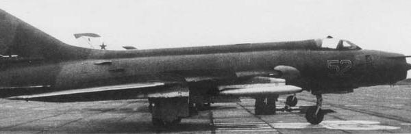 3.Су-17М на стоянке.