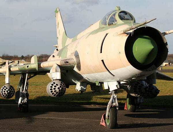 3.Су-20 закупленные у Египта Германией
