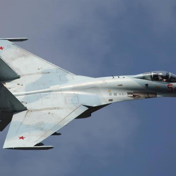 3.Су-27СК в полете.
