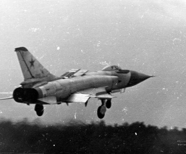 3.Взлет Т-58ВД