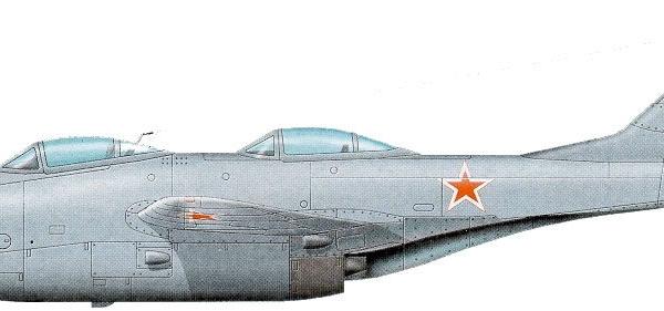 4.МиГ-9Л. Рисунок.