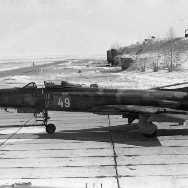 4.Су-15ТМ на буксире.