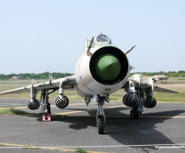4.Су-20 закупленные у Египта Германией