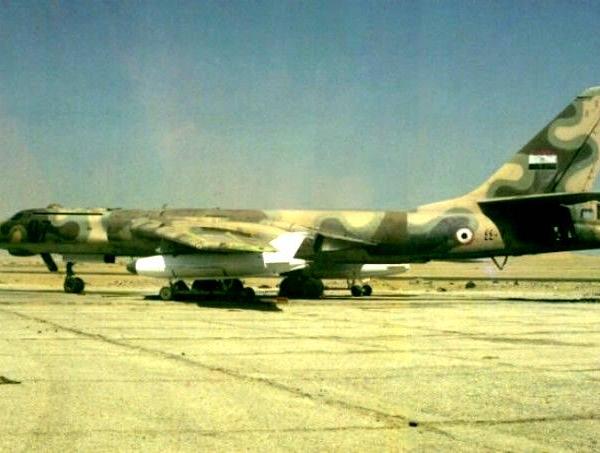 4.Ту-16КСР ВВС Египта.