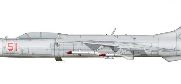 4.Як-28-64. Рисунок.