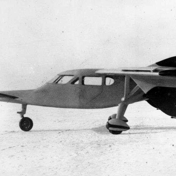 5.2-й вариант МиГ-8 Утка. 4