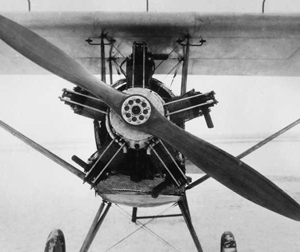 5.АИР-3 на зав. испыт. Москва Центр. аэродром. Июнь 1929 г. 5