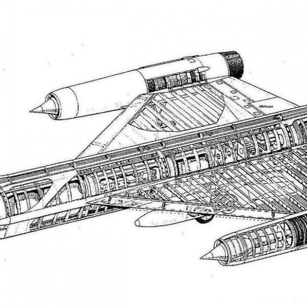 5.Компоновочная схема НМ-1 (РСР).