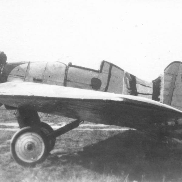 5.Легкий самолет БОК-5.