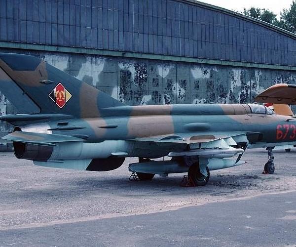 5.МиГ-21М ВВС ГДР.