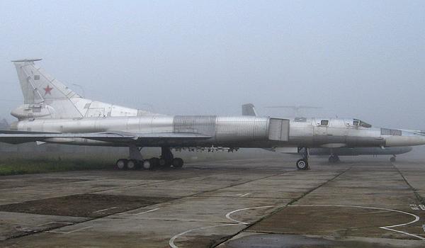 5.Третий летный Ту-22М0 на аэродроме Иркутского ВВАИУ. 2