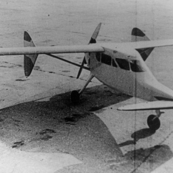 6.2-й вариант МиГ-8 Утка. 6