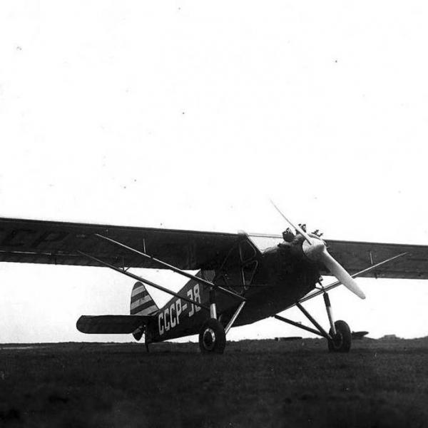 6.АИР-5. Горки, Московская обл. Лето 1932 г.