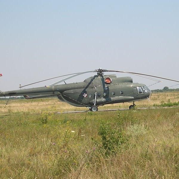 6.Ми-8Т ВВС Сербии.
