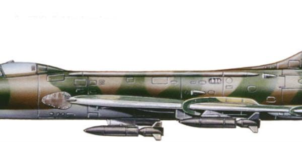 Су-7БКЛ. Рисунок.