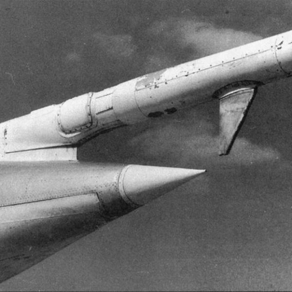 6а.Шланг-конус Ту-22КД.