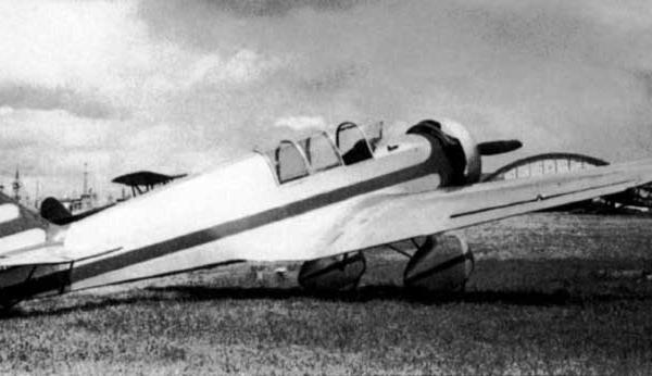 7.АИР-9бис. 1935 г. 3