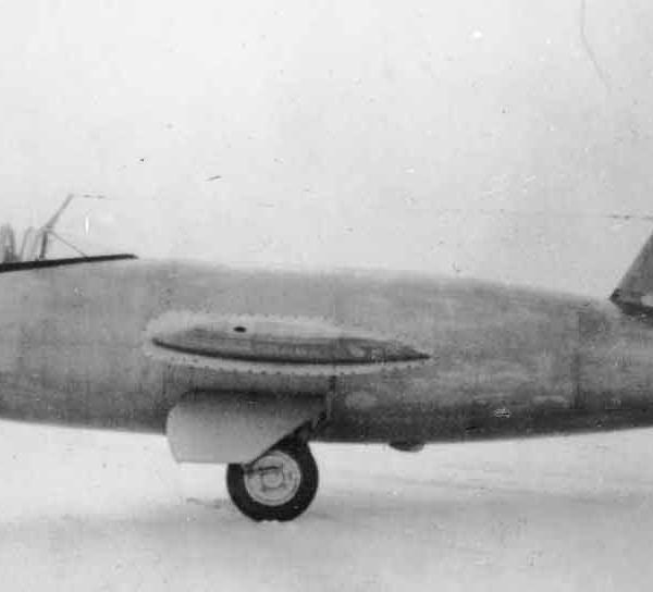 7.И-270-2 на испытаниях. 5