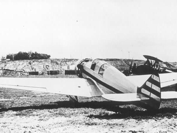 7а.АИР-9бис. 1935 г. 2